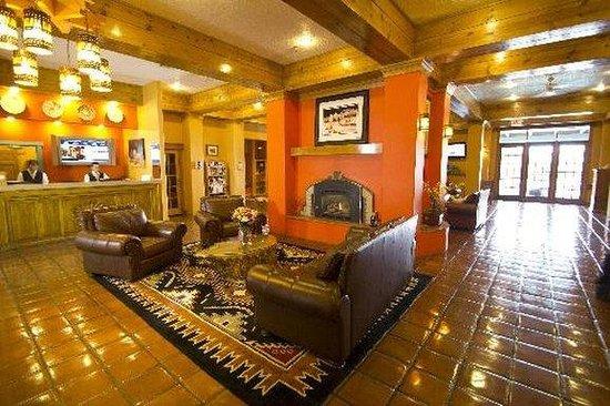 Villas de Santa Fe: Lobby
