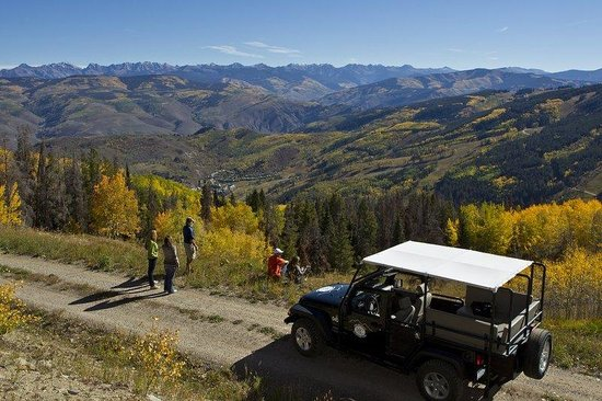 Townsend Place at Beaver Creek: Jeep, Hummer, & ATV Tours