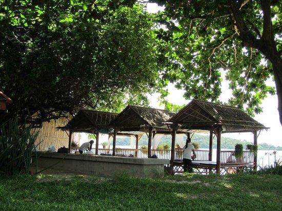 Muang Kulaypan Hotel: Massage place
