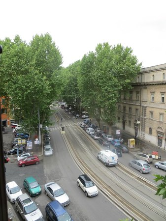 A Trastevere da M.E. : View from room