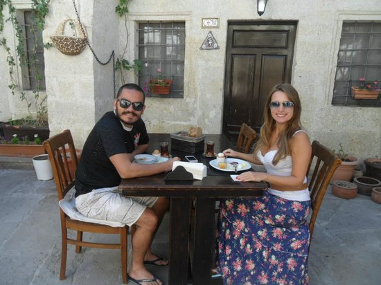 Urgup Konak Hotel: Excellent turkish breakfast