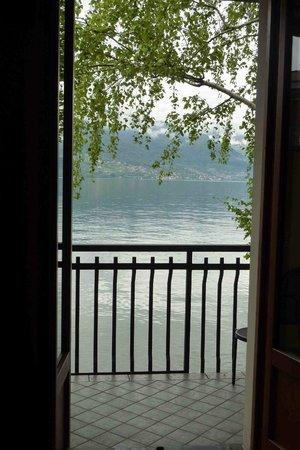 Albergo Ristorante Meridiana: chambre rdc avec balcon