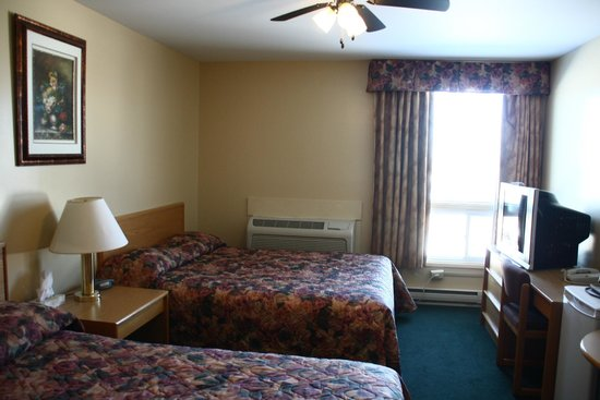 Interior Inn and Executive Suites: Standard Dbl Queen room