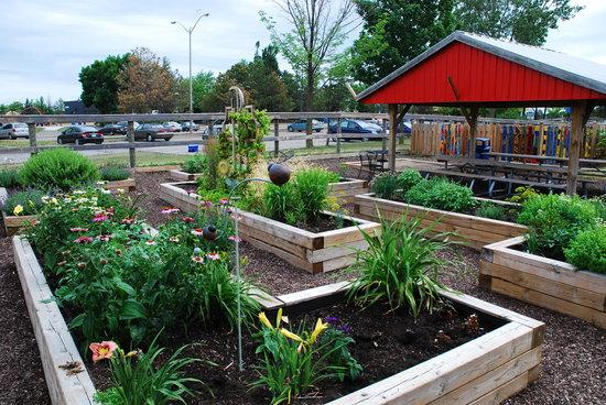 Donald M. Gordon Chinguacousy Park: Children's Garden