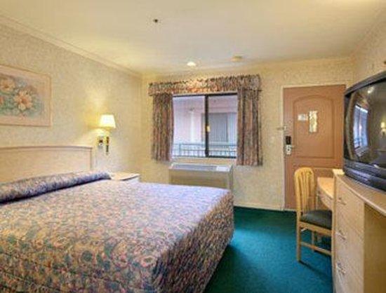 Howard Johnson San Francisco Marina District: Standard King Bed Room