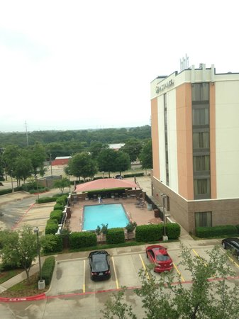 Homewood Suites Dallas - DFW Airport N - Grapevine: View from room #428