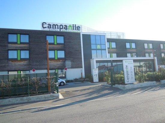 Campanile Carcassonne Est - La Cite: Hotel