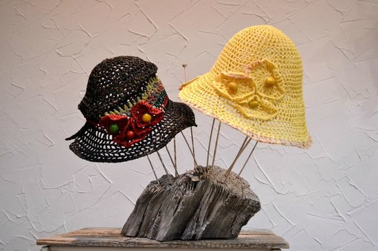 Sirogojno Style: handmade hats