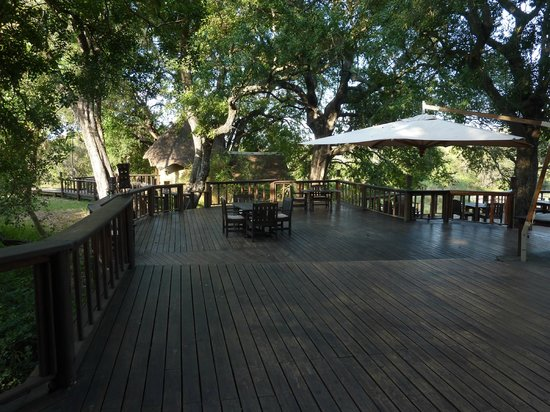 Ulusaba Safari Lodge: Ulusaba lodge
