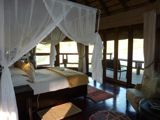 Ulusaba Safari Lodge: Treehouse suite