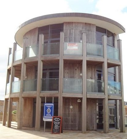 """Eype's Mouth Country Hotel: The """"Police Station"""""""