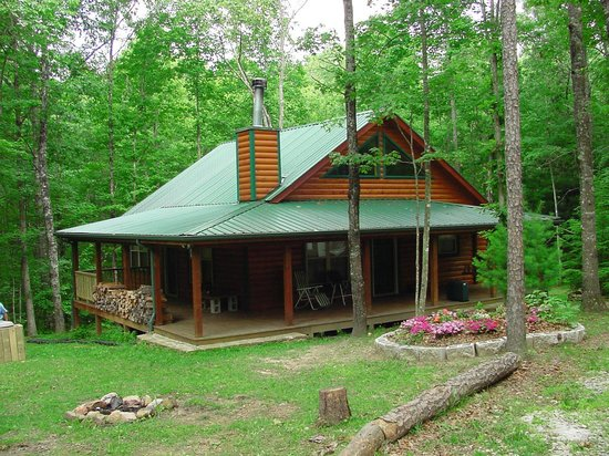 Big South Fork National River & Recreation Area: Trail's End @ Big South Fork Vacation Cabin our fav place to stay!