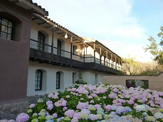Sonesta Posadas del Inca Sacred Valley Yucay: Beleza!
