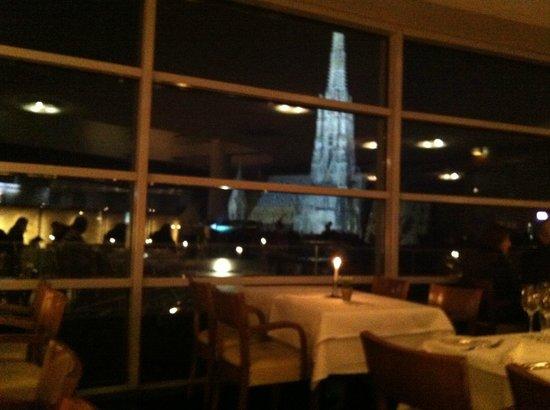 Sky Bar : Vista dal ristorante