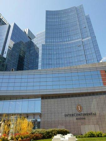 InterContinental Boston: Außenansicht