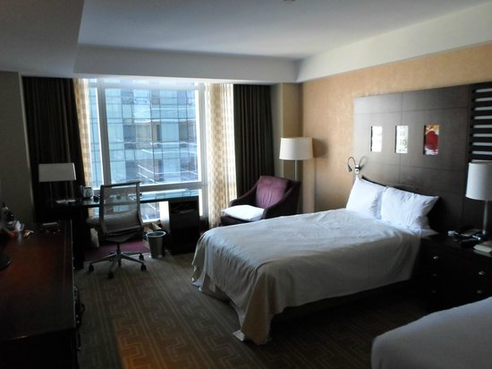 InterContinental Boston: Zimmer