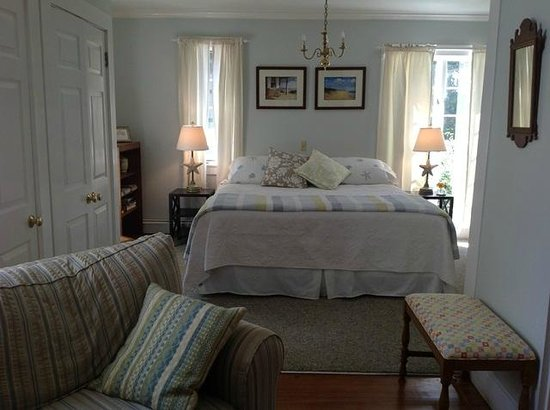 Ipswich Inn Bed and Breakfast: Veranda Suite