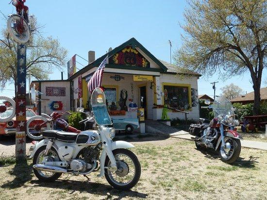 Route 66 Motoporium