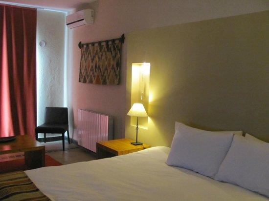 Villa Mansa Wine Hotel & Spa: Habitacion
