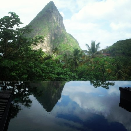 Boucan by Hotel Chocolat: Awesome views