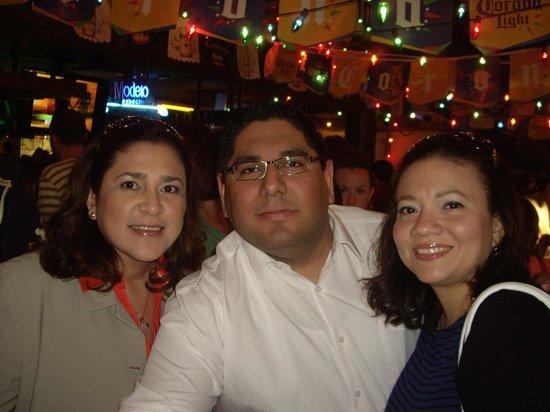Jose Tejas: Celebrating my Birthday with my family