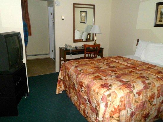 Canadas Best Value Inn and Suites: Très propre et confortable