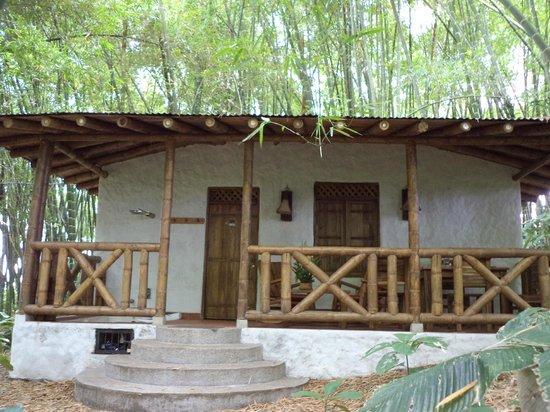 Bosques Del Saman - Alcala: Casa en guadua