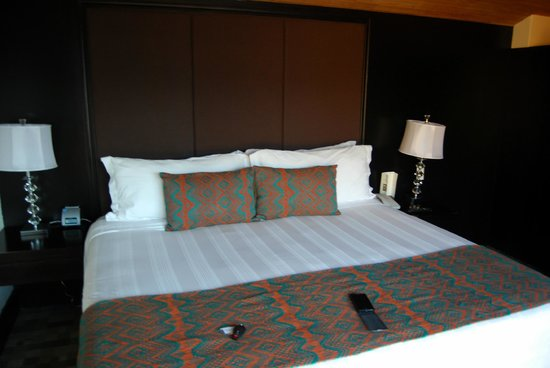 Casa del Alma Hotel Boutique & Spa: big bed