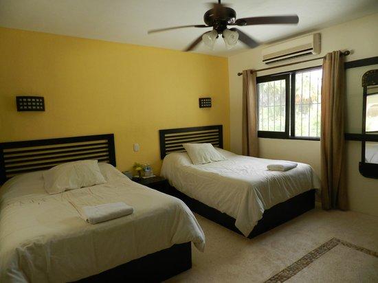 El Paraiso Tulum: Dormitorio