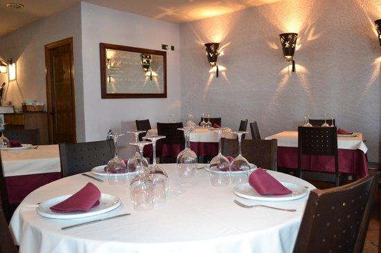 Restaurant Sal Grossa: Aforo reducido