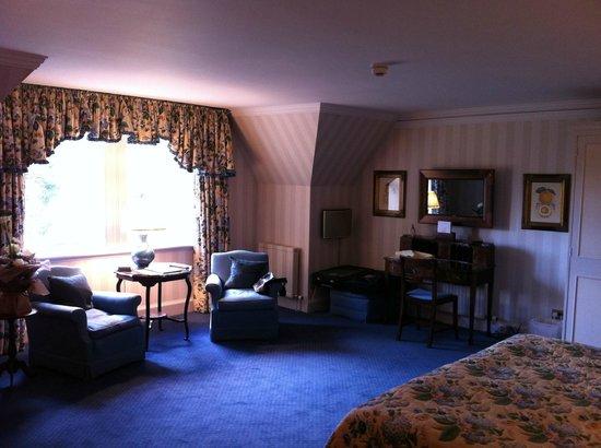Inverlochy Castle Hotel: Chambre no 9