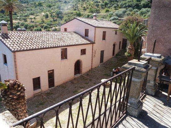Villa Palamara 1868 : From tower to Bedroom block