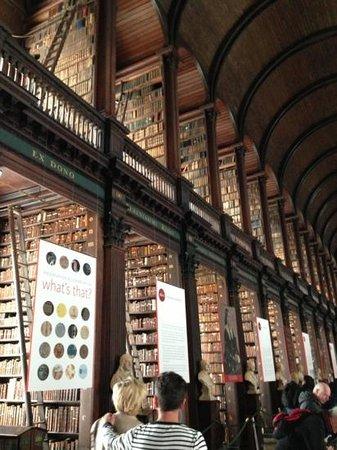 Trinity College Campus: Adicionar uma legenda