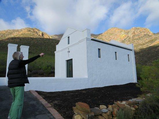 Galenia Estate: Chapel