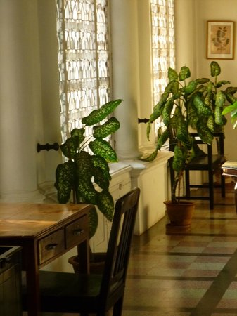 Green Hotel: Lovely rooms