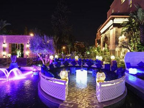 Sofitel Marrakech Lounge and Spa: Exterior