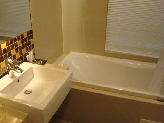 iCheck inn Residences Sukhumvit 20 : Bathroom Standart Room