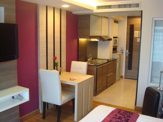 iCheck inn Residences Sukhumvit 20: Standart Room