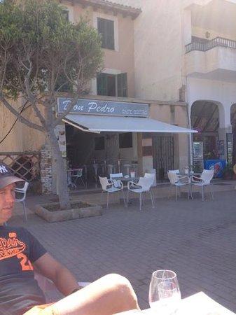 Don Pedro Cafe Bistro: klein maar fijn!