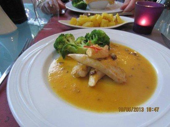 La Cocina: Chicken in Mango & Chilli
