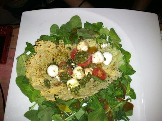 Shakespeare and Co.: Buffalo Mozzarella Salad