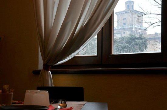 Zen Room&Breakfast: panorama