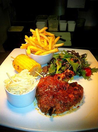 The Running Mare: Peri peri chicken back for the summer!