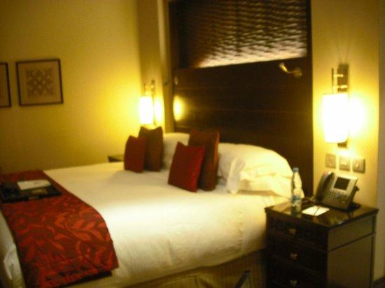 Makkah Clock Royal Tower, A Fairmont Hotel: The room