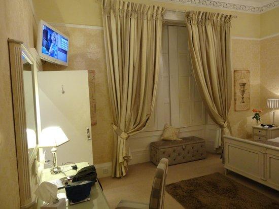 Abercorn Guest House: Particolare camera