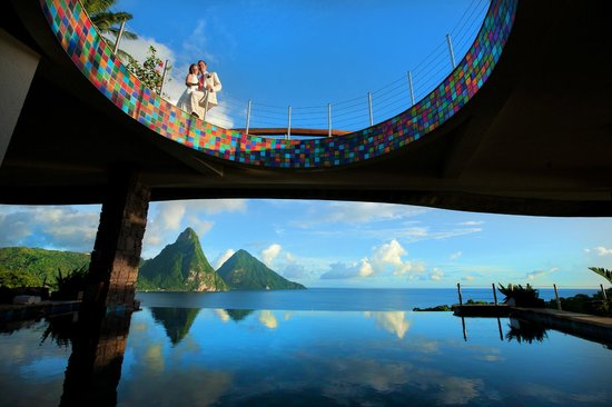 Jade Mountain Resort St Lucia Soufriere Hotel Reviews