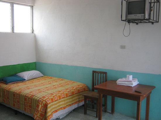 Hotel La Canoa: Habitaciones muy comodas y limpias.