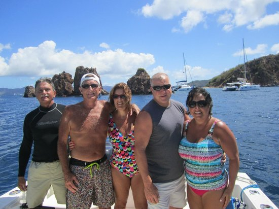 Beachwalk Charters Two Fish Flying: Snorkeled The Indians