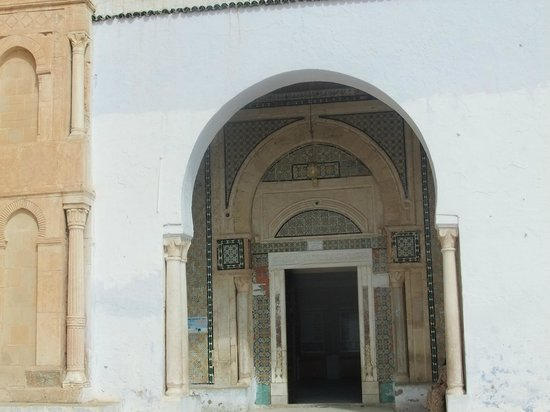 Three Doors Mosque : Mosque Kairouan, Tunisia