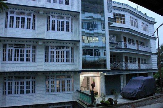 Greenland Hotel: hotel greenland pelling sikkim